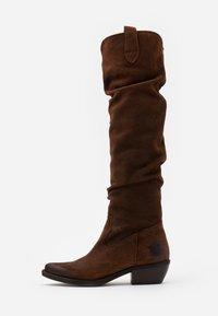 Felmini - EL PASO - Over-the-knee boots - nirvan onice - 1