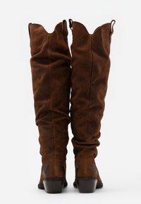 Felmini - EL PASO - Over-the-knee boots - nirvan onice - 3