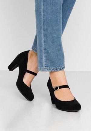 WILMA - Classic heels - black