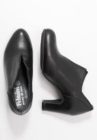 Felmini - WILMA - Ankelboots - light black - 3