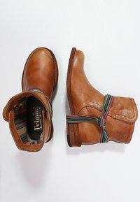 Felmini - GREDO - Korte laarzen - cognac - 1