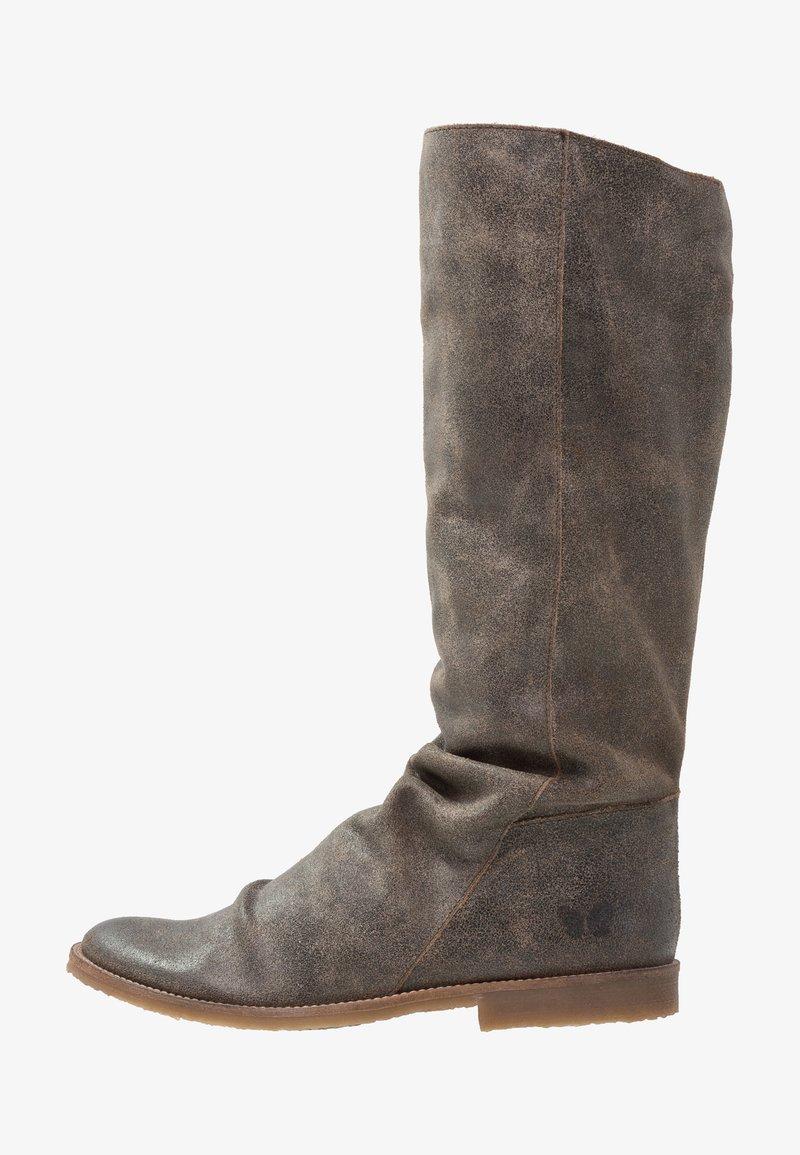 Felmini - RENOIR - Boots - zenia tobacco