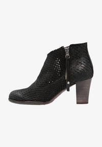 Felmini - OMEGA - Boots à talons - black - 0