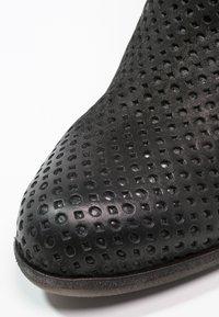 Felmini - OMEGA - Boots à talons - black - 5