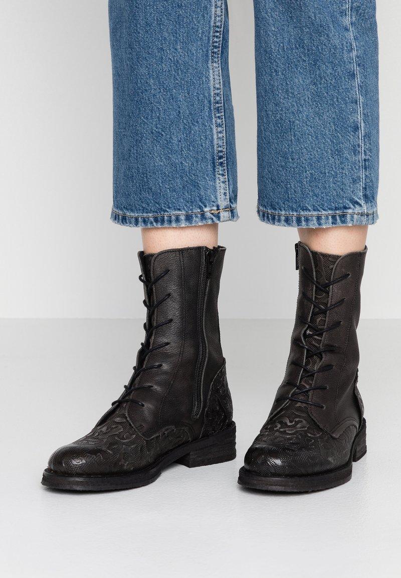 Felmini - COOPER - Lace-up ankle boots - targoff