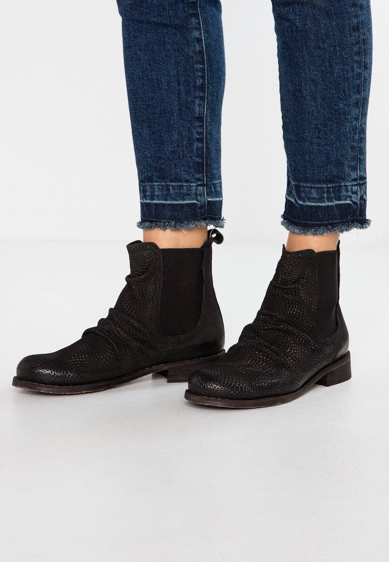 Felmini - BEJA - Classic ankle boots - black