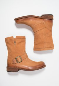 Felmini - GREDO - Cowboy/biker ankle boot - pacific cuoro - 3