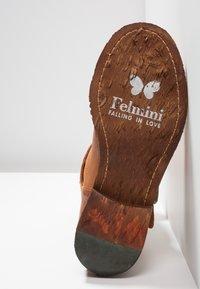 Felmini - GREDO - Cowboy/biker ankle boot - pacific cuoro - 6