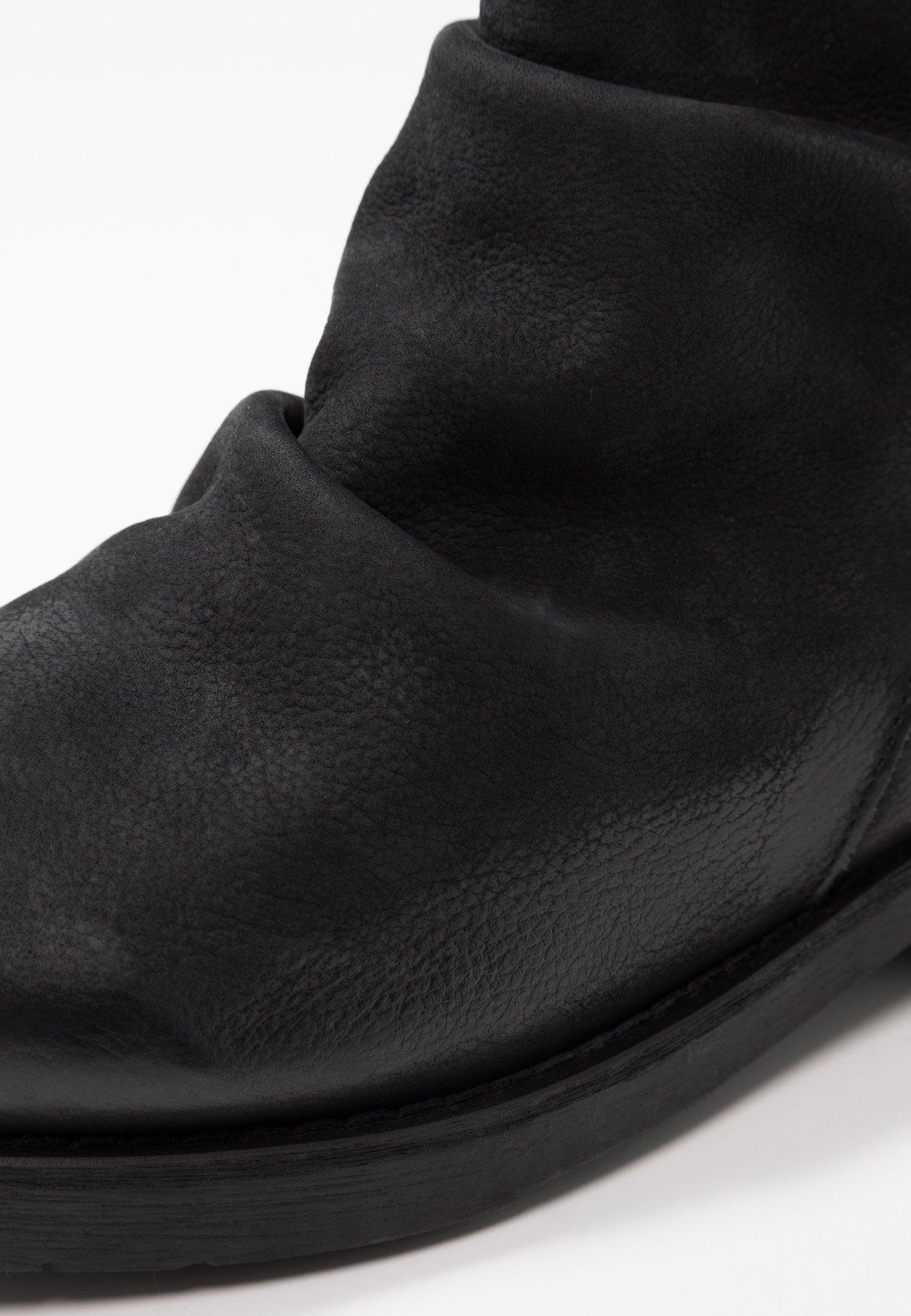 Felmini Serpa - Korte Laarzen Pacific Black