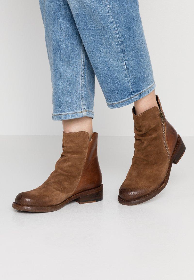 Felmini - VITORIA - Classic ankle boots - uraco tan/santiago