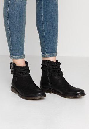 CLASH - Cowboystøvletter - black