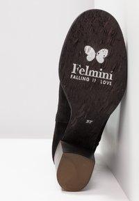 Felmini - GIANINA  - Nilkkurit - fat black - 6