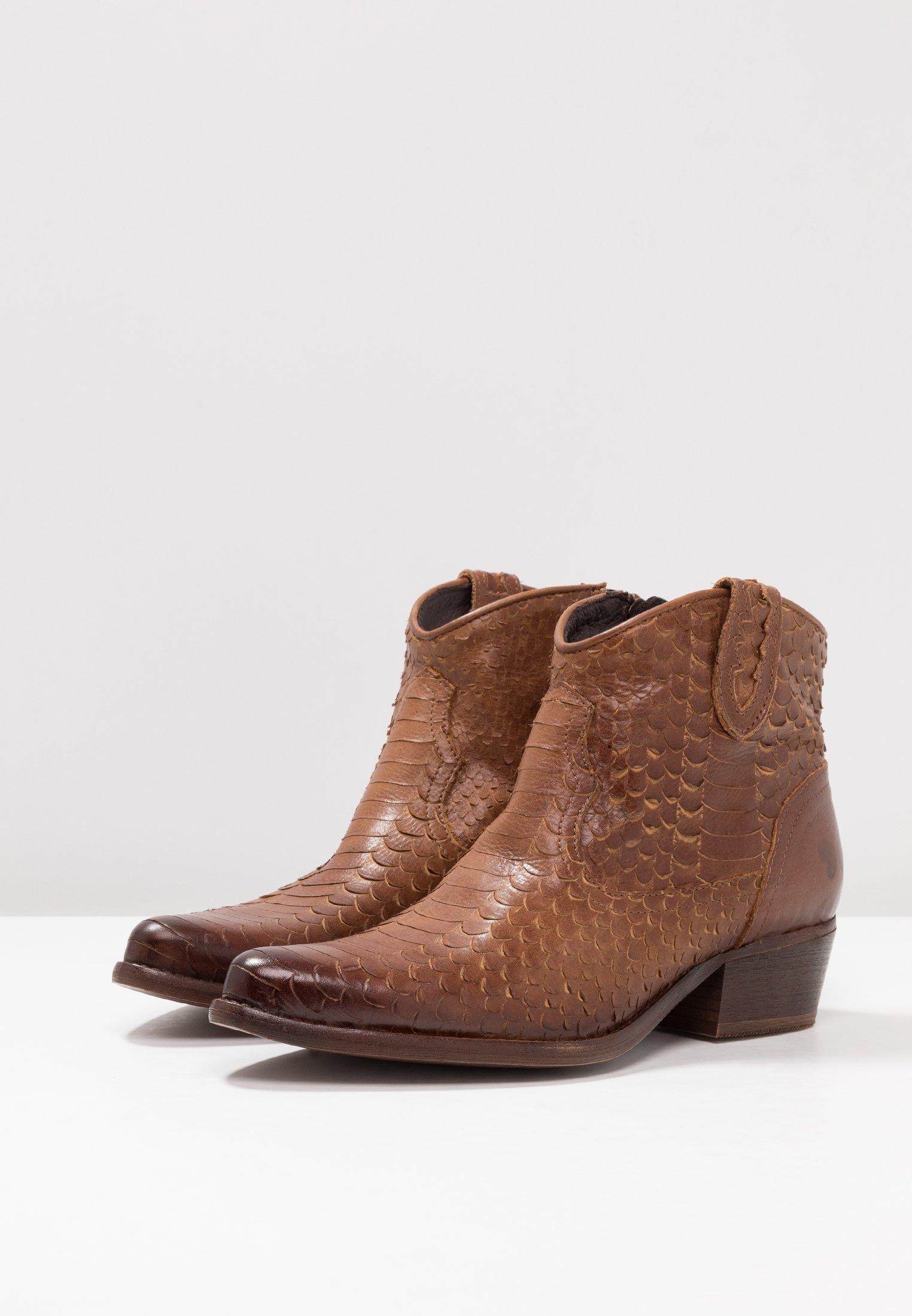 Felmini TEXANA - Boots à talons naja santiago