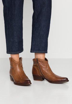 TEXANA - Boots à talons - naja santiago