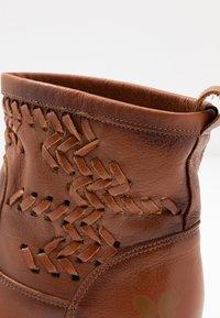 Felmini - GREDO - Classic ankle boots - cognac - 2