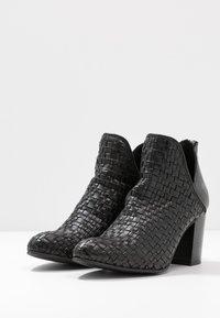 Felmini - MADELINE - Boots à talons - black - 4