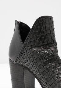 Felmini - MADELINE - Boots à talons - black - 2