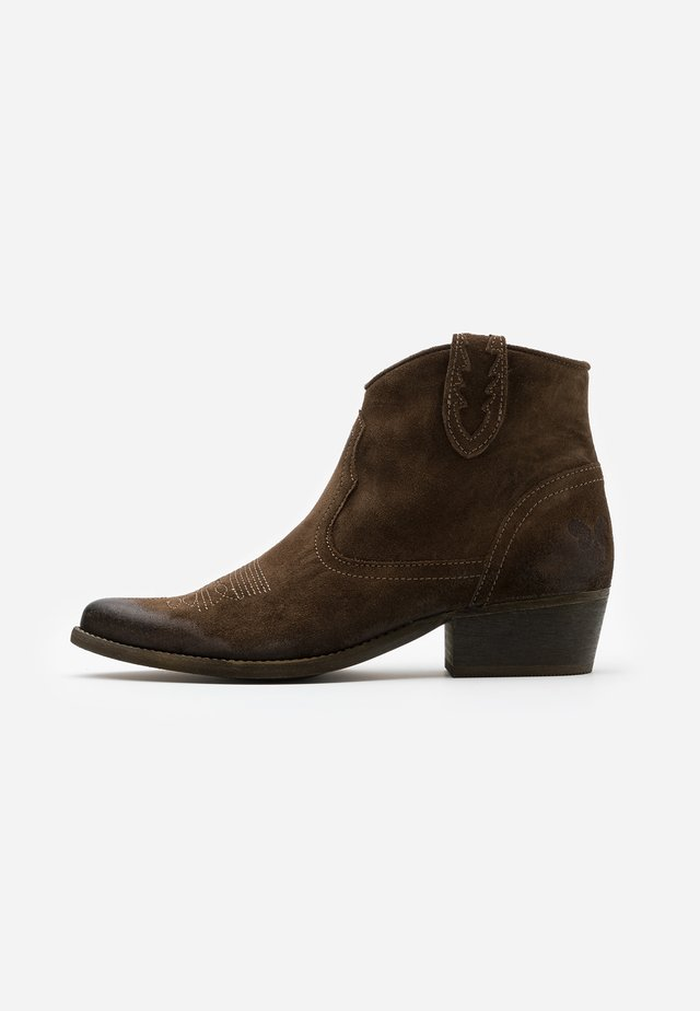 WEST  - Ankelboots - marvin olive
