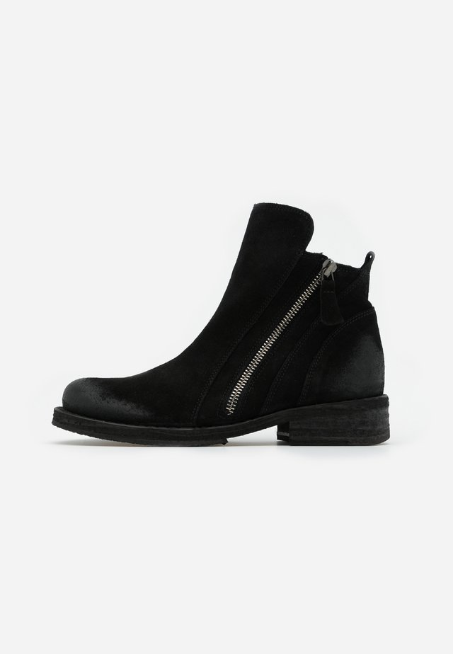 COOPER - Bottines - marvin nero