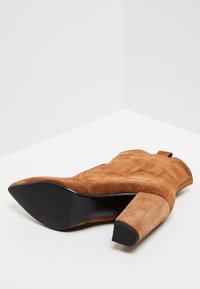 Felipa - High heeled ankle boots - marron - 3