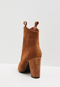 Felipa - High heeled ankle boots - marron - 5