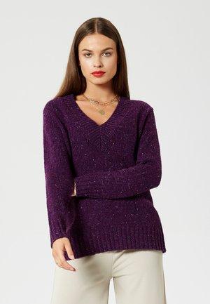 Jersey de punto - violet