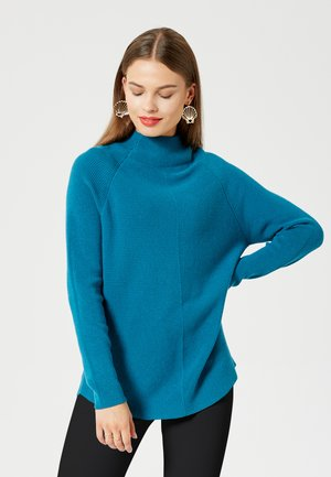 Jersey de punto - bleu