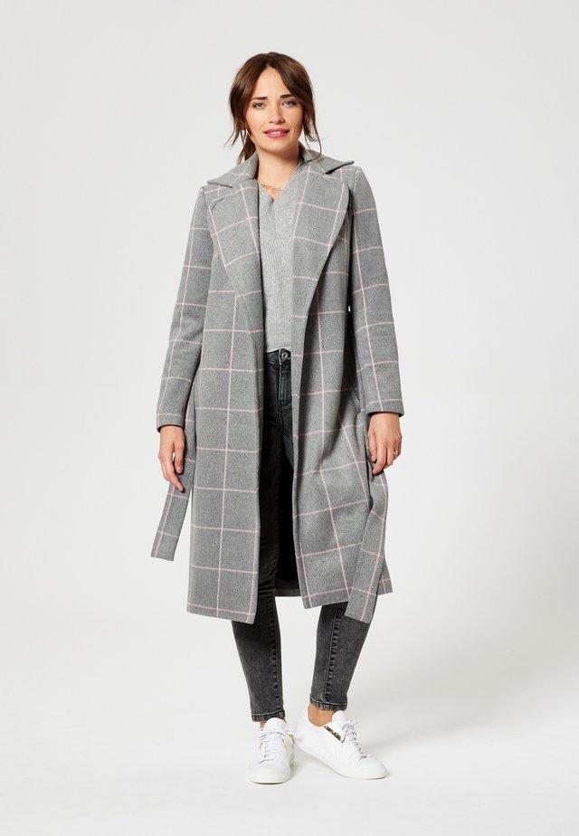 Frakker / klassisk frakker - gris