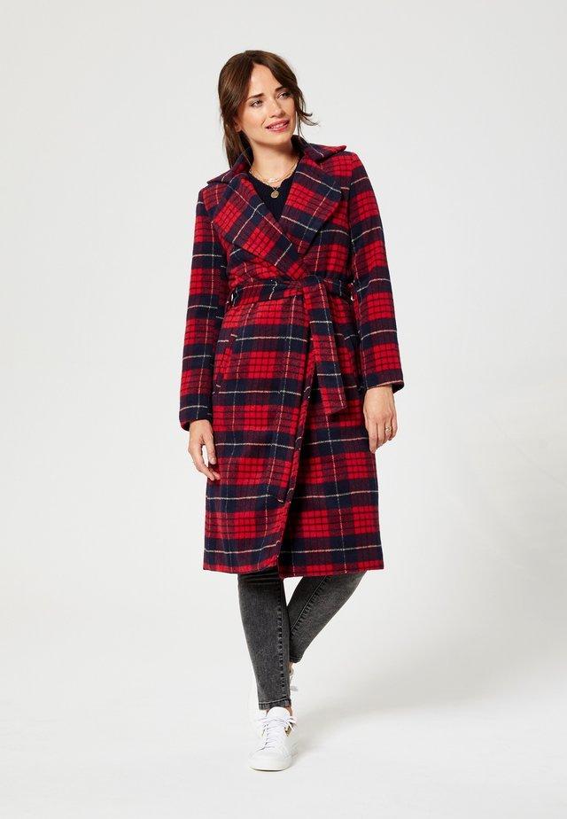 Frakker / klassisk frakker - rouge