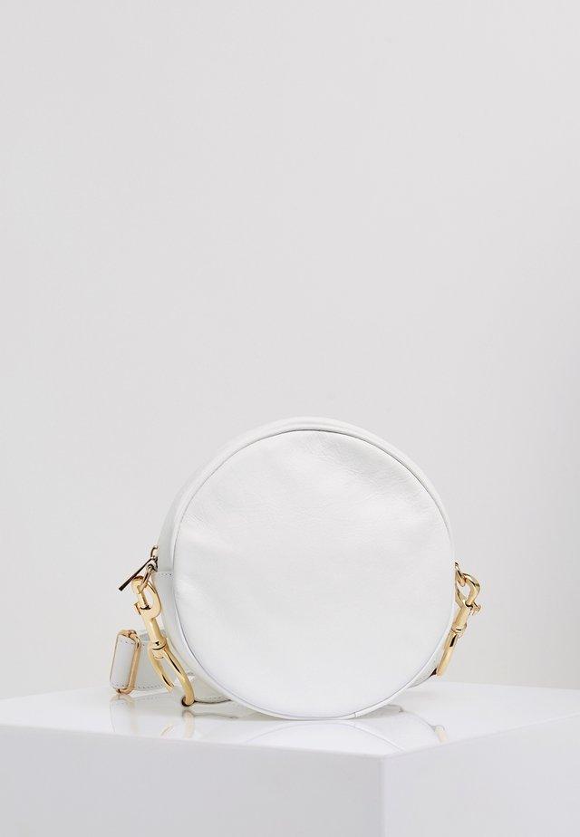 Across body bag - blanc