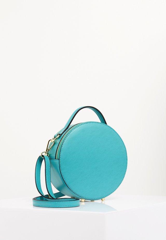 Umhängetasche - turquoise