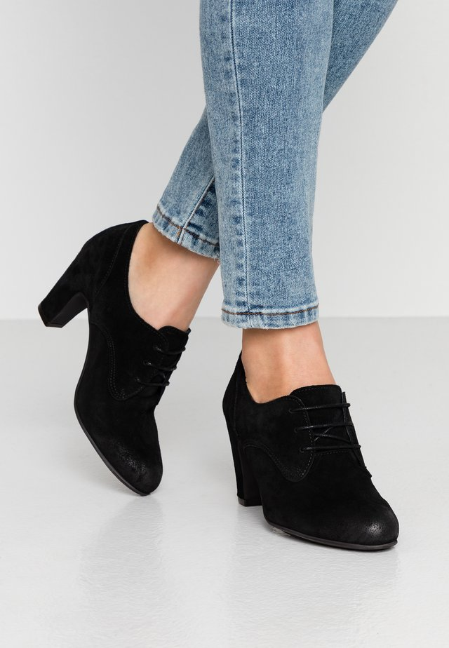 WILMA - Boots à talons - black