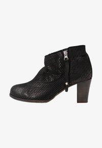 Felmini Wide Fit - OMEGA - Kotníková obuv - black - 1