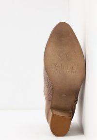 Felmini Wide Fit - MATILDE - Ankle boots - light treccia - 5