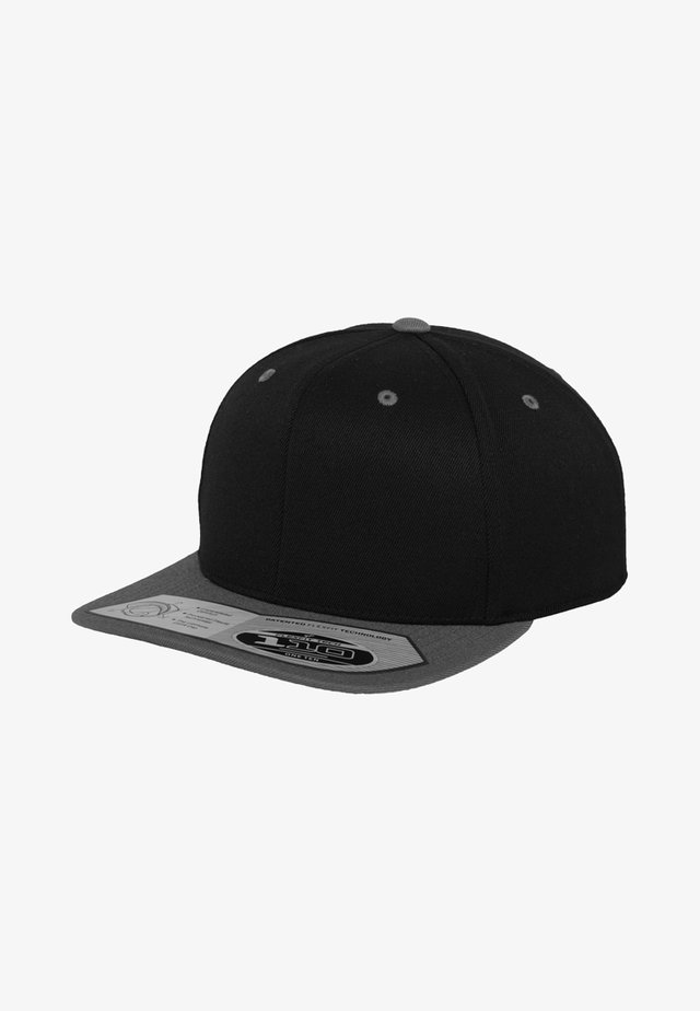 Cap - black/ grey