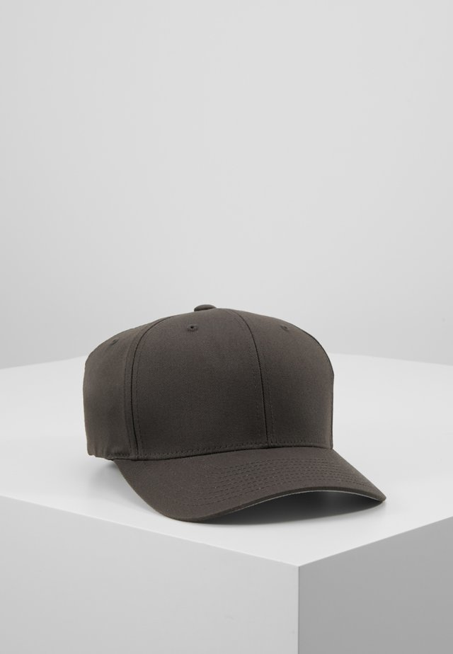 COMBED - Cap - dark grey