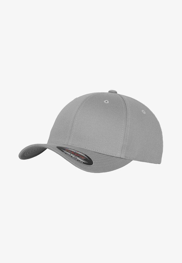 COMBED - Cap - silver