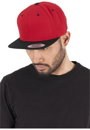CLASSIC SNAPBACK 2-TONE - Pet - red/black