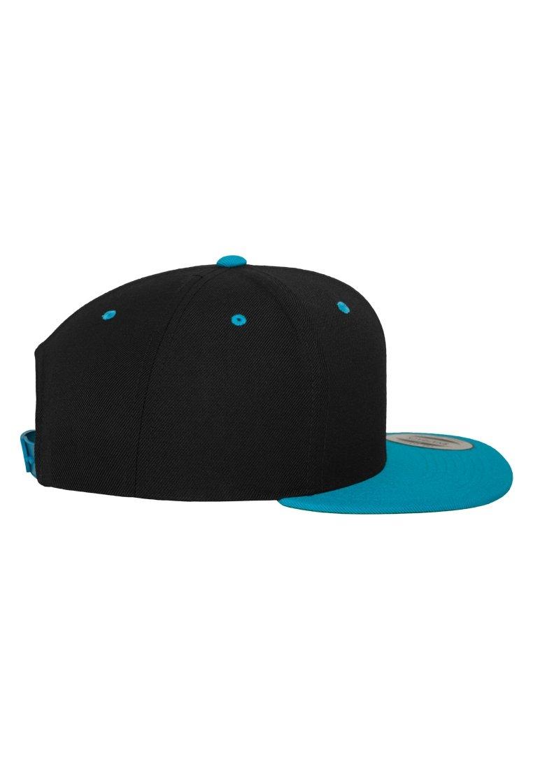 Snapback turquoise Flexfit Black Classic 2 toneCasquette 0m8ywvnON
