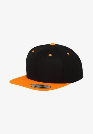 CLASSIC SNAPBACK 2-TONE - Cap - black/orange