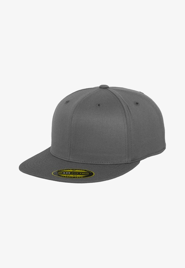 PREMIUM FITTED - Cap - darkgrey