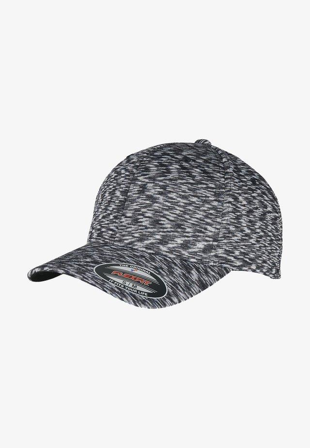 Cap - dark grey melange