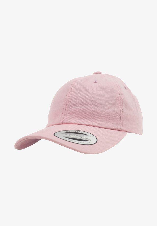 LOW PROFILE - Kšiltovka - pink