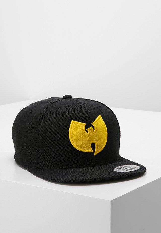 WU-WEAR  - Cap - black
