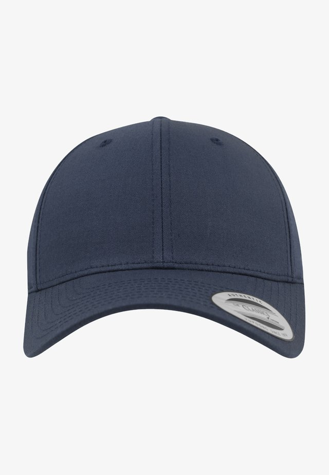 CURVED CLASSIC SNAPBACK - Pet - navy