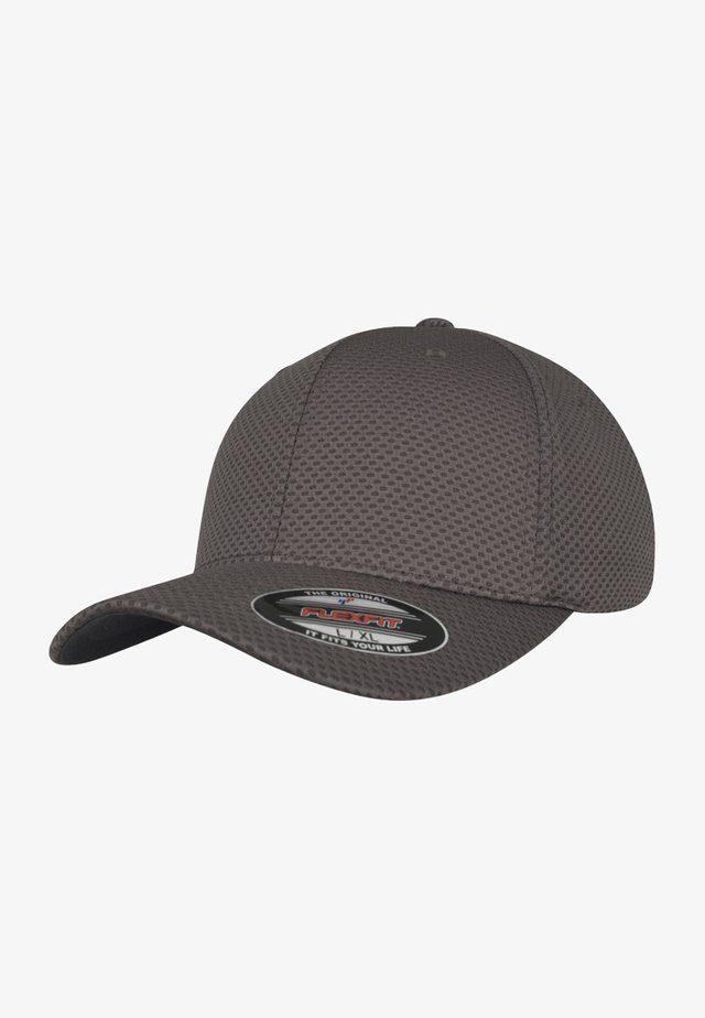 FLEXFIT 3D HEXAGON - Casquette - darkgrey