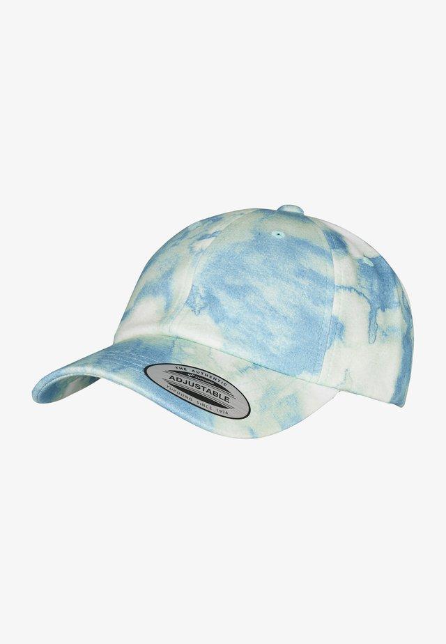 Cap - blue/green