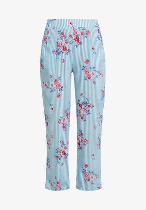 PANTS - Trousers - miami blue