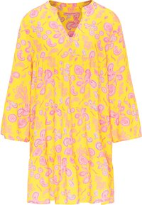 Frieda & Freddies - DRESS - Day dress - lemon - 0