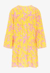 Frieda & Freddies - DRESS - Day dress - lemon - 1